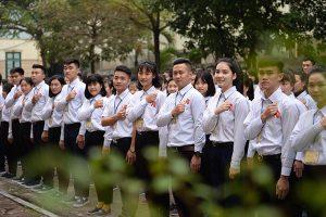 Tổ chức chia tay cho 71 thực tập sinh xuất cảnh tháng 10/2020