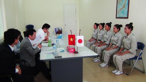 Quy trình đi xuất khẩu lao động Nhật Bản gồm 8 bước
